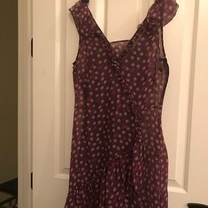 Marc Jacobs silk dress